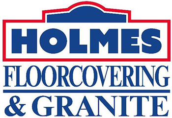 Holmes Floor Covering and Granite Logo